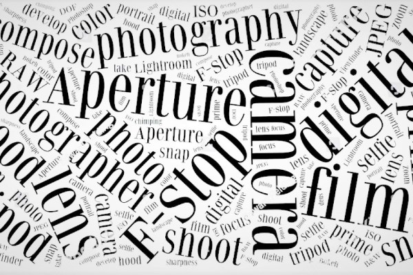 Useful Photography Terminologies : Photography Terms Beginners Need to Know