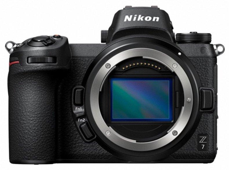 Nikon Announces Full-Frame Mirrorless Camera Z6 and Z7 With Z Mount Lenses