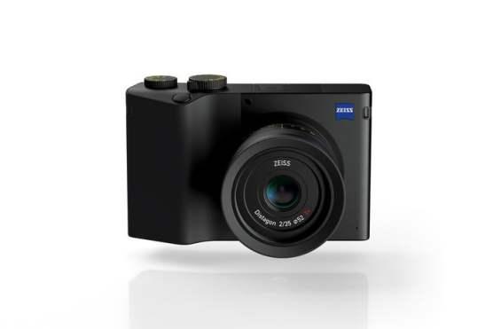 ZEISS ZX1 Full-Frame Mirrorless Camera whichintegrates Adobe Lightroom