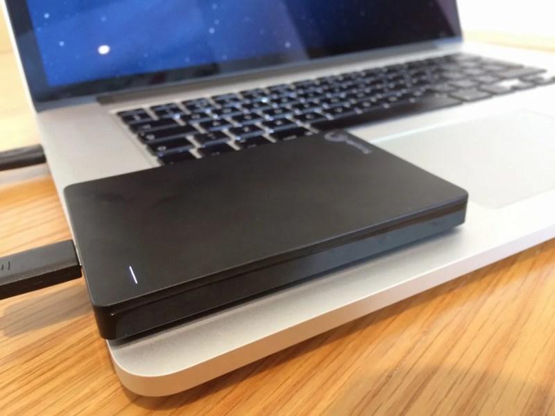 Seagate External 1TB Backup Plus Hard Drive
