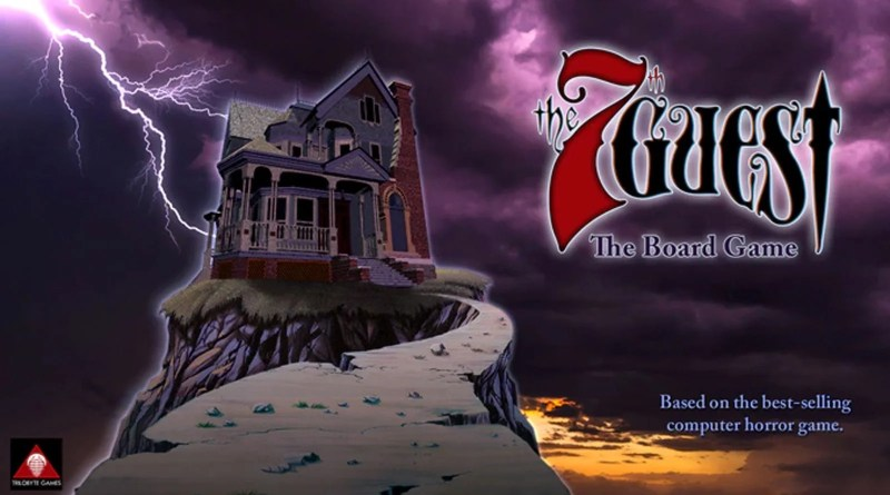 The 7th Guest Board Game