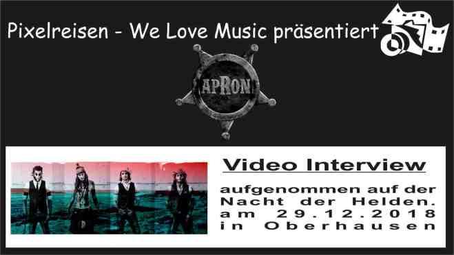 apRon – Videointerview