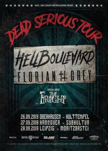 Florian Grey und Hell Boulevard geben Mini Co-Headliner Tour bekannt