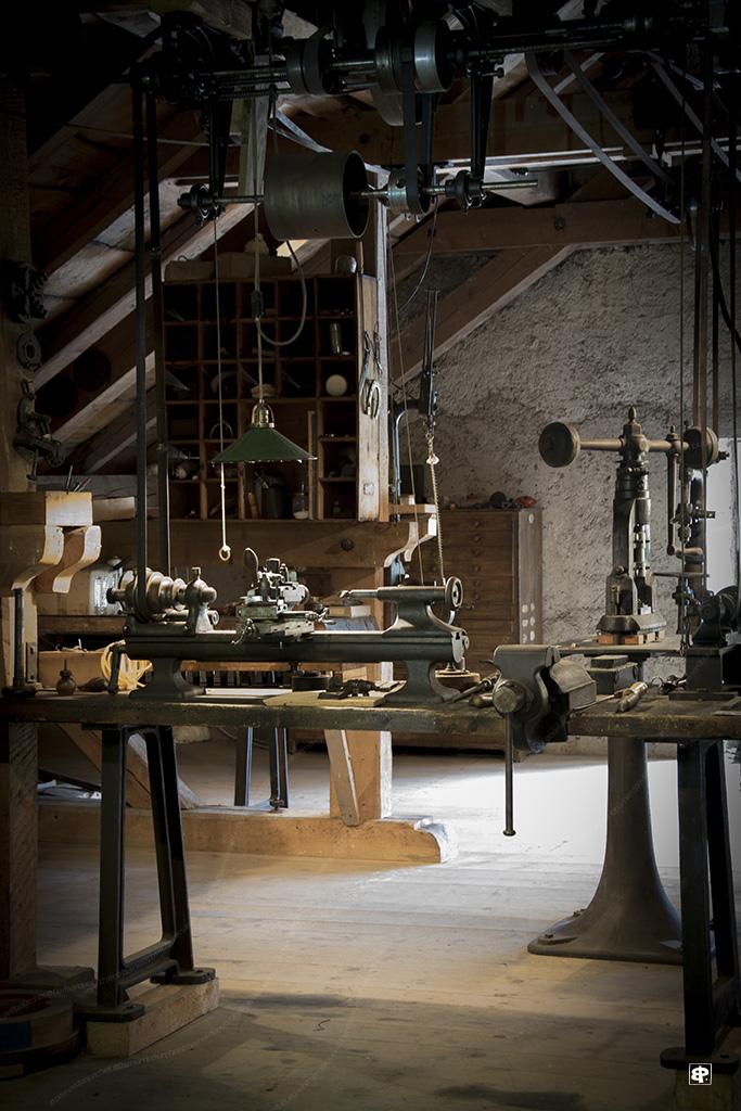 Atelier de décolletage Leopold Bourquin