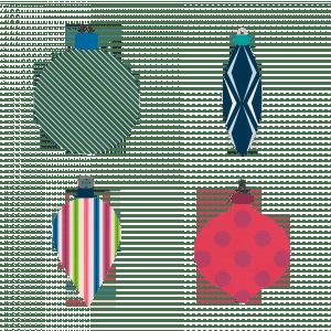 ornament shapes digital scrapbooking