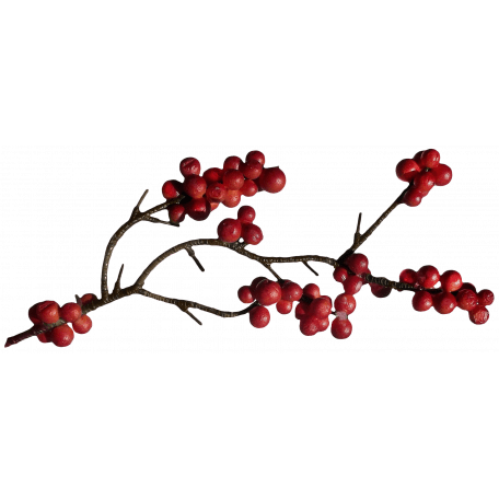 Turkey Time  Berry Branch graphic by Sheila Reid  Pixel
