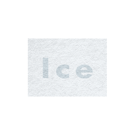 Winter Day Ice Word Art graphic by Janet Scott Pixel