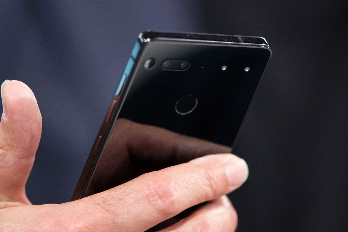 Essential Phone buyers will have to wait indefinitely now