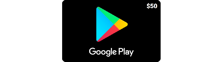Giveaway: Win a $50 Google Play gift card