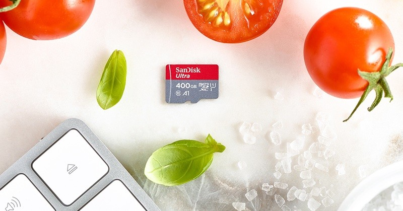 largest microSD card