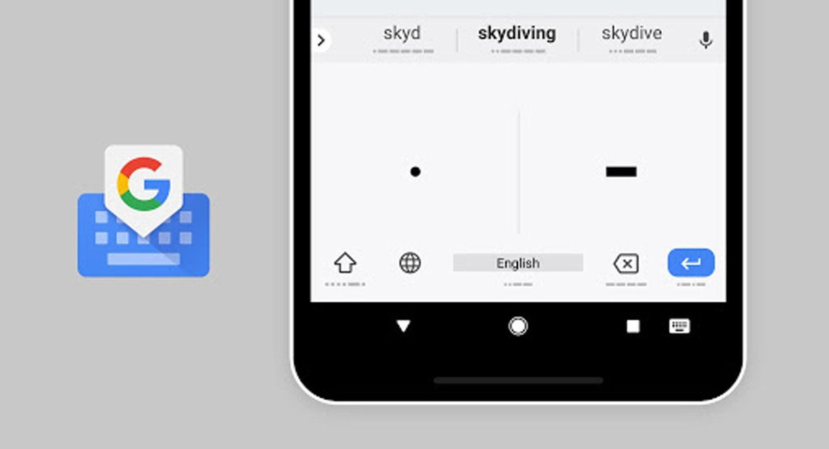 Learn Morse code with Gboard and Chrome Experiments - Pixel Spot
