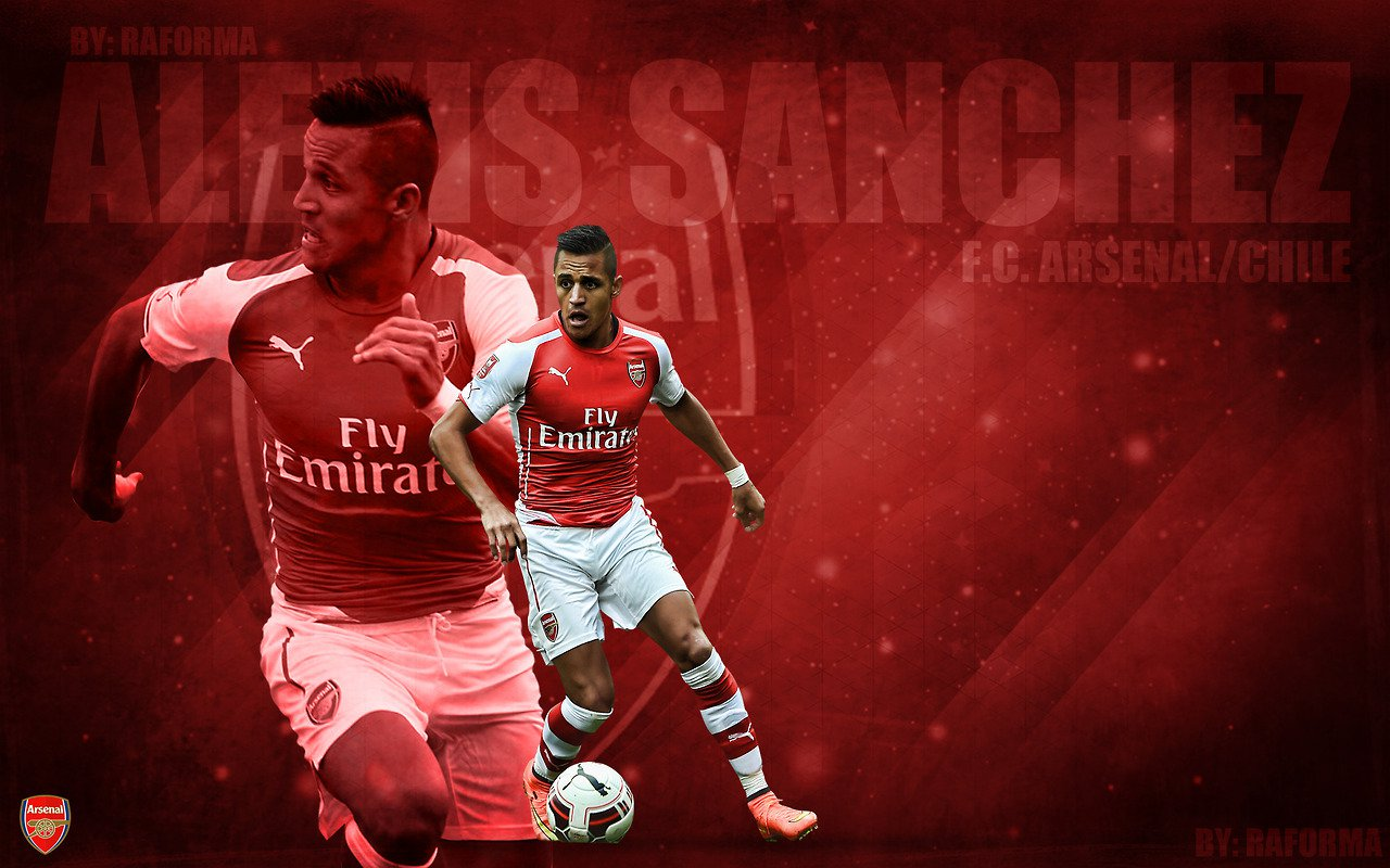 Mesut Ozil Wallpapers Hd Arsenal Alexis S 225 Nchez Wallpaper Pixelstalk Net