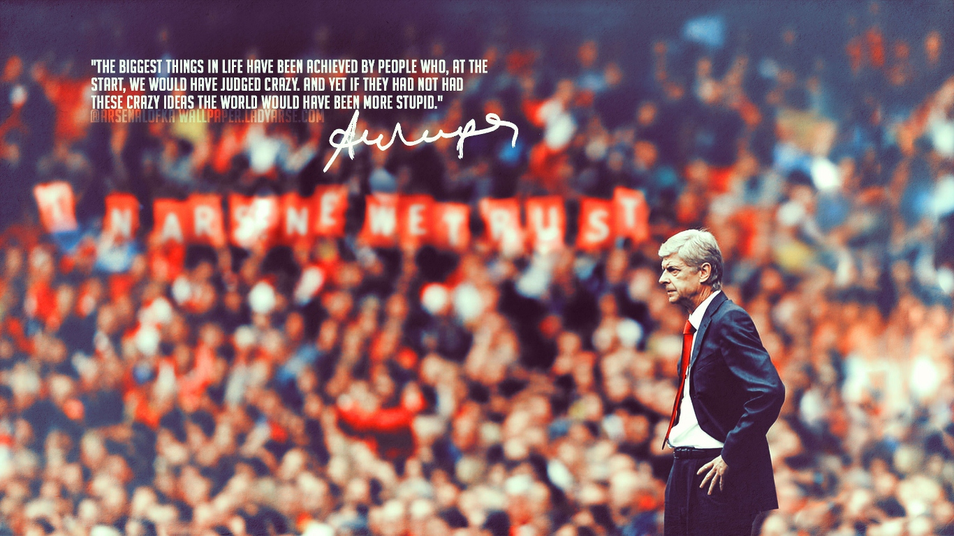 Arsene Wenger Quotes Wallpaper Arsene Wenger Wallpapers Hd Arsenal Coach And Manager
