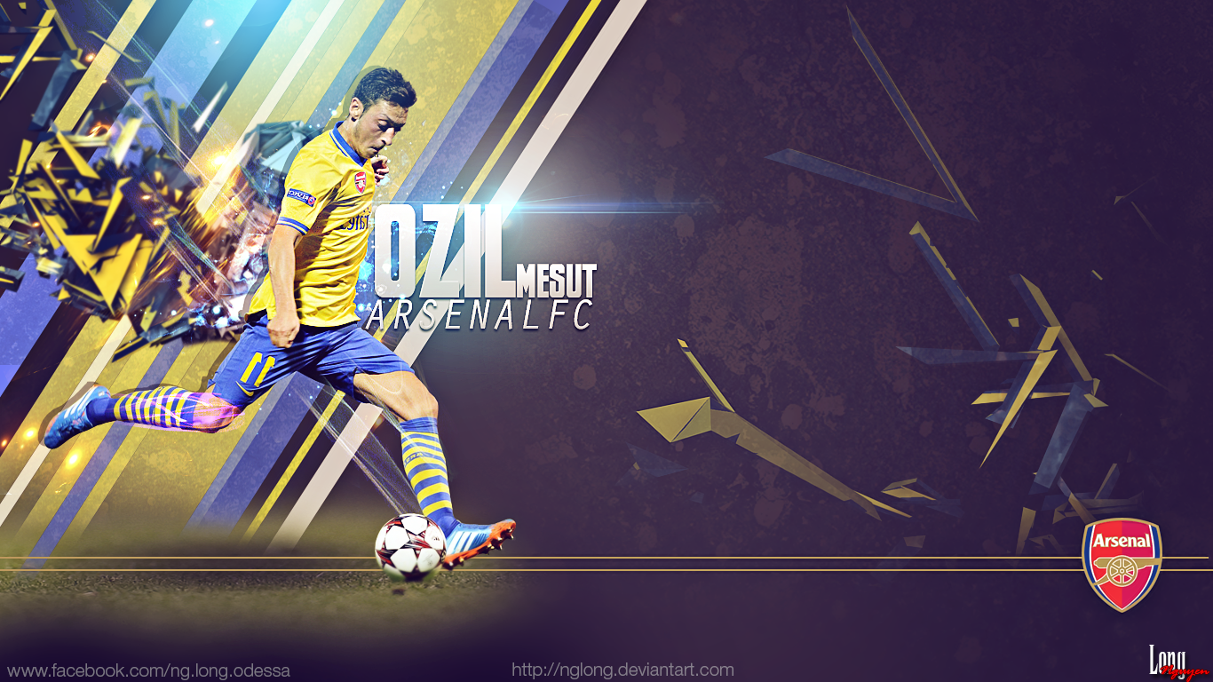 Mesut Ozil Wallpapers Hd Arsenal Mesut 214 Zil Wallpaper Hd Pixelstalk Net