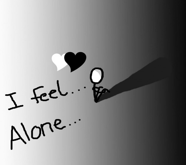 Sad Girl Sitting Alone Hd Wallpapers Alone Hd Wallpaper Free Download Pixelstalk Net