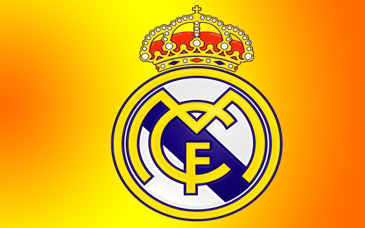 Real Madrid Logo Football Club | PixelsTalk.Net