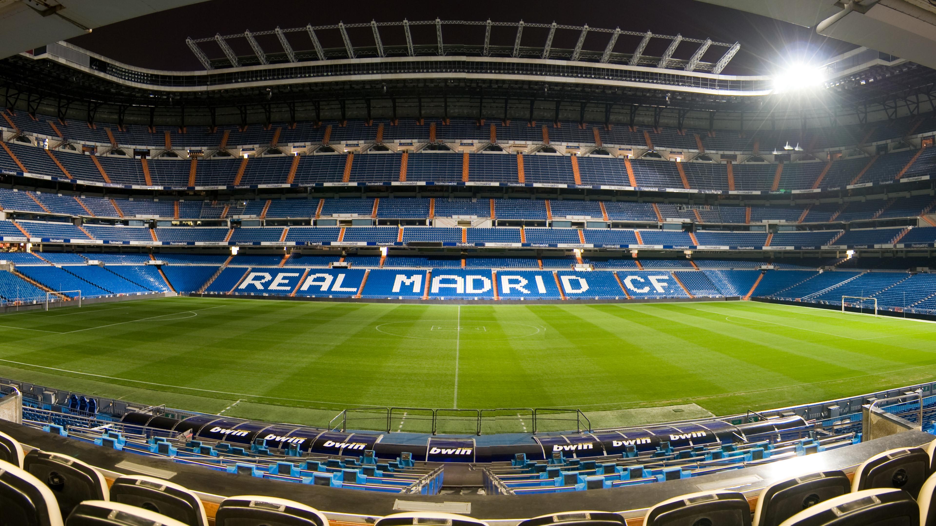 Hd Widescreen Christmas Desktop Wallpaper Real Madrid Stadium Wallpapers Hd Pixelstalk Net