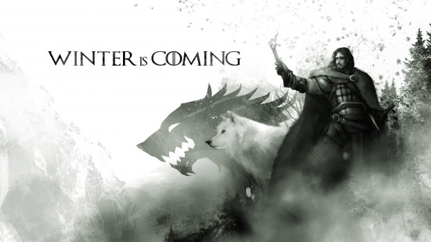 Winter is Coming from Game of Thrones. A great Comparison to Seasonal Affective Disorder (SAD)