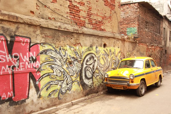 Graffiti Background Wall Street Art