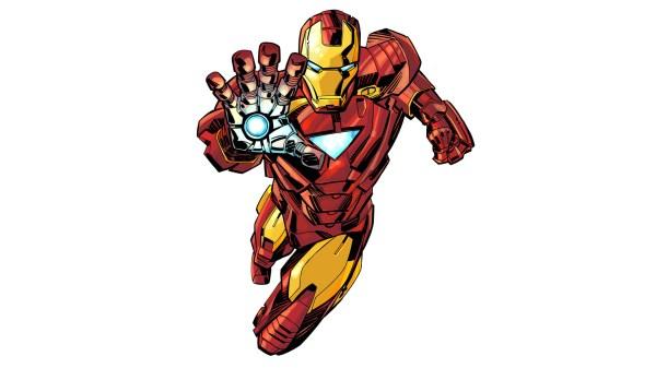 Marvel Iron Man Cartoon