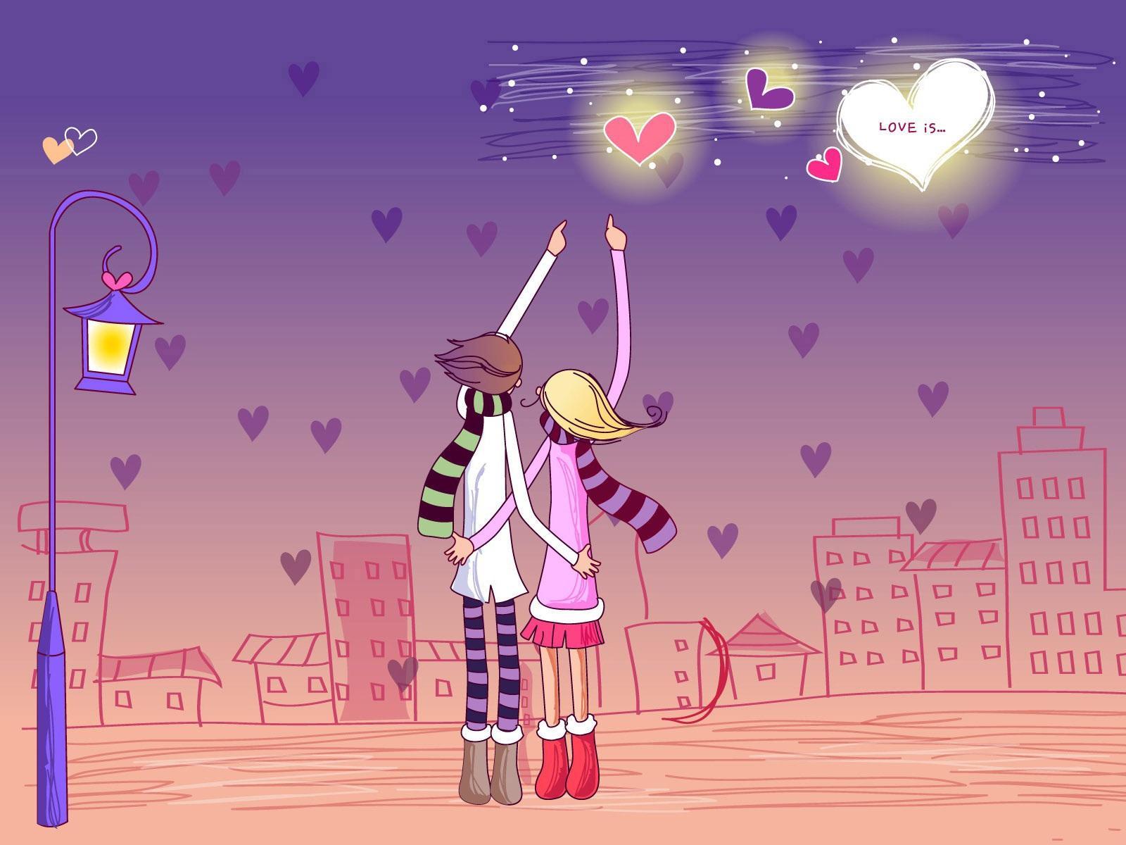 Cute Boy And Girl Friendship Wallpapers Girly Wallpapers Hd Free Download Pixelstalk Net