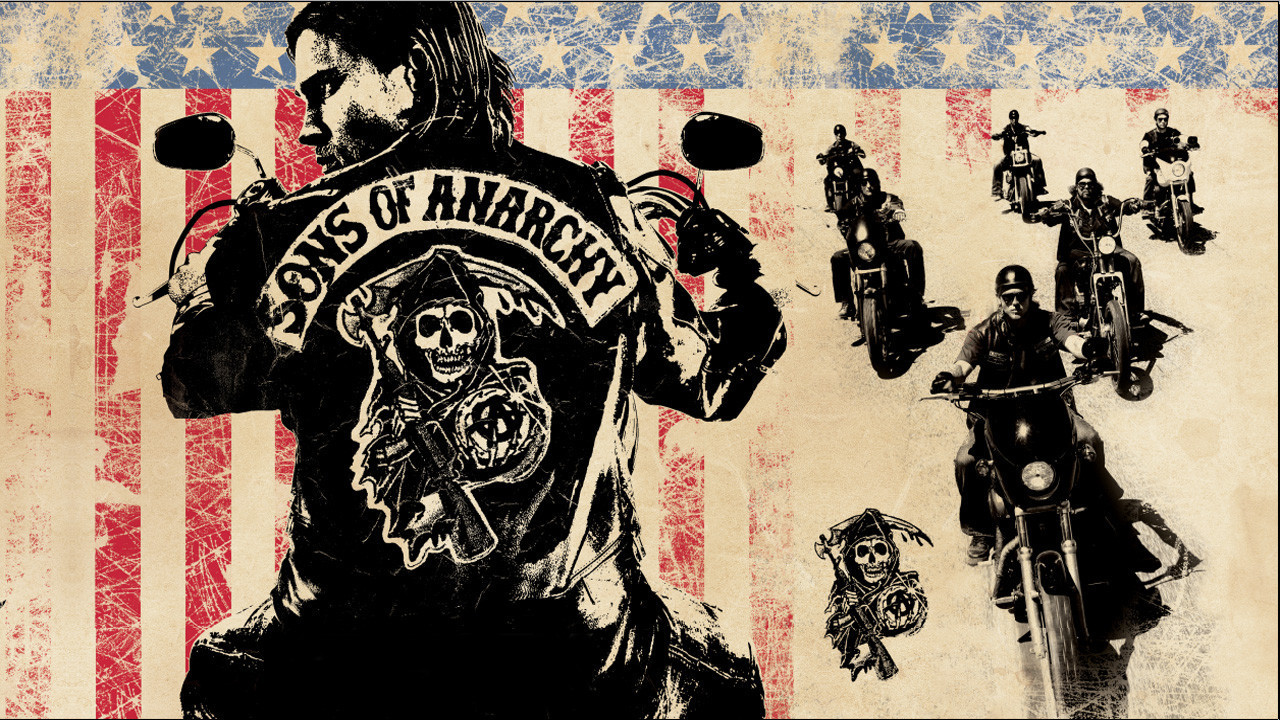 Sons Of Anarchy Motorcycles Bikes Wallpaper Hd Media