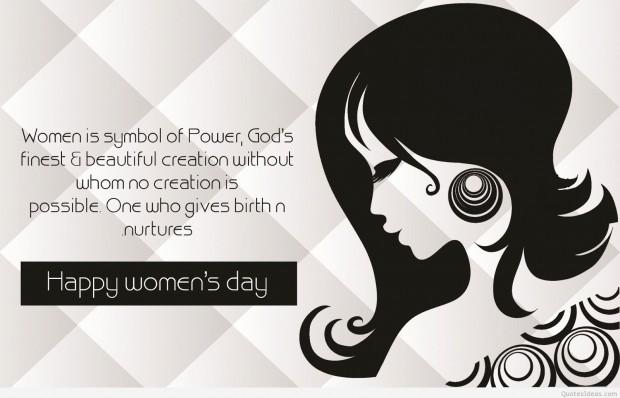 Happy Womens Day Wallpaper.