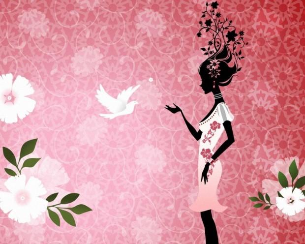 Womens Day Wallpaper HD.