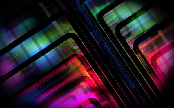 Cool Abstract Neon Wallpapers