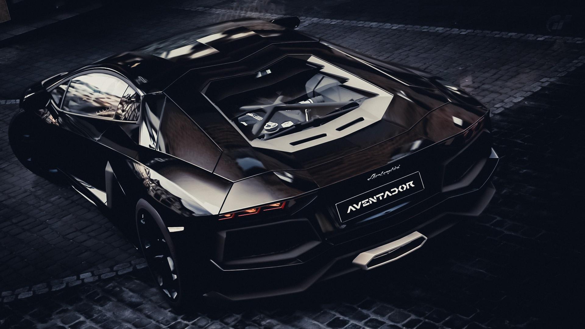 1920x1080 y image black background lamborghini 1080p. Lamborghini Dark Wallpapers Hd Pixelstalk Net