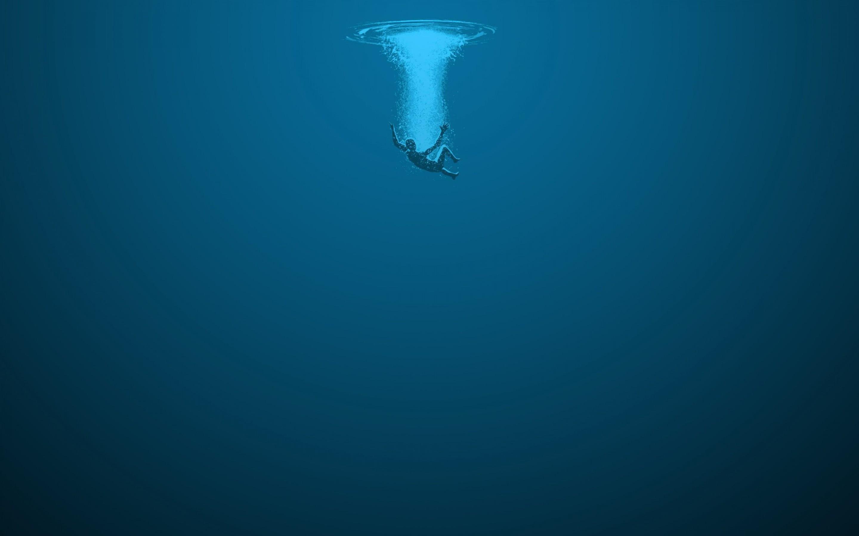 Falling Water Wallpaper 1080 Abyss Background Free Download Pixelstalk Net