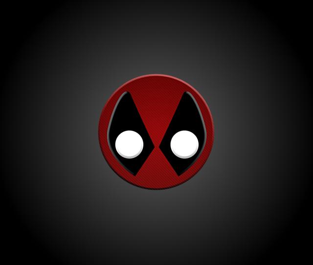 Deadpool 3d Logo Wallpaper Hd