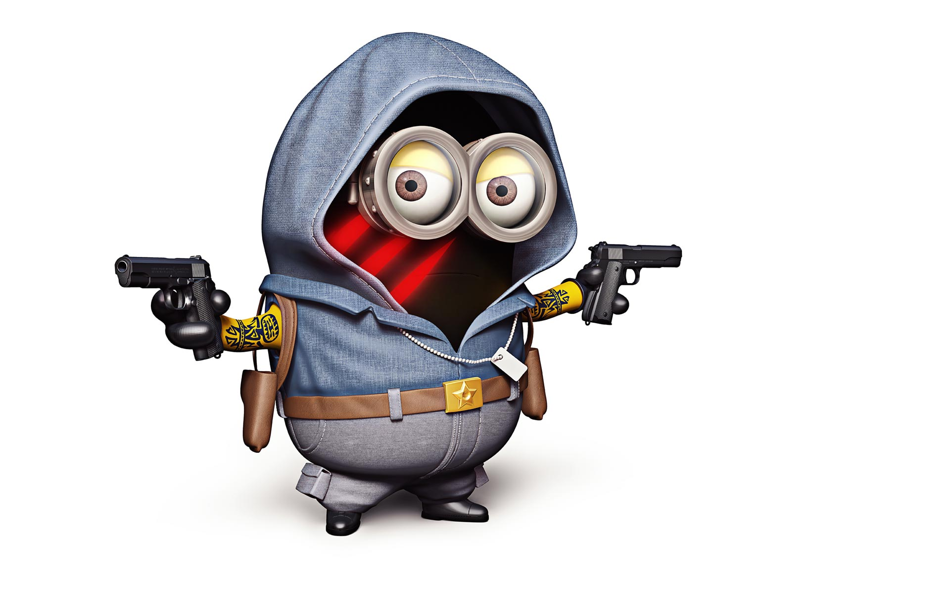 funny minion wallpapers hd