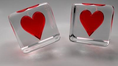 Heart In Love Wallpaper HD | PixelsTalk.Net