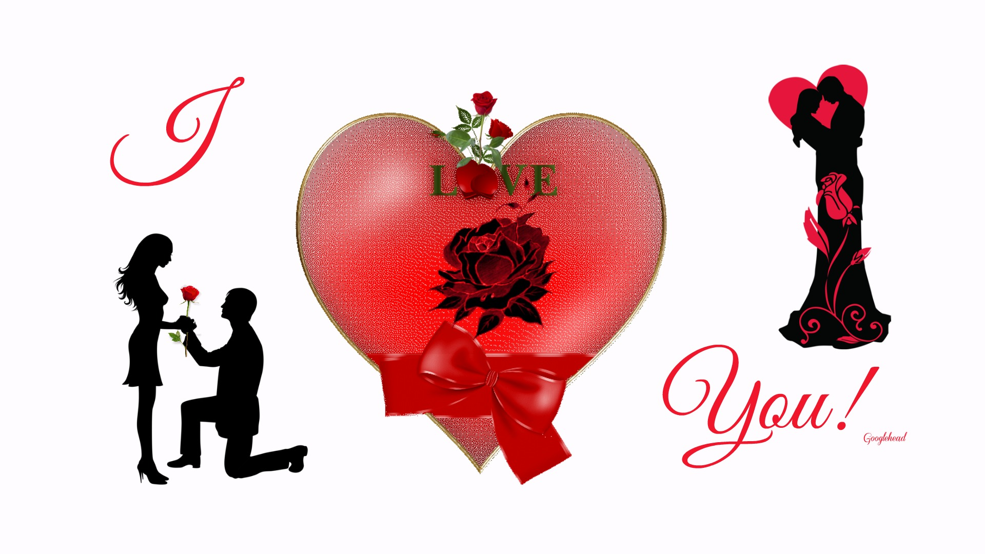 Girl Propose To Boy Wallpaper With Quotes I Love You Background Free Download Pixelstalk Net