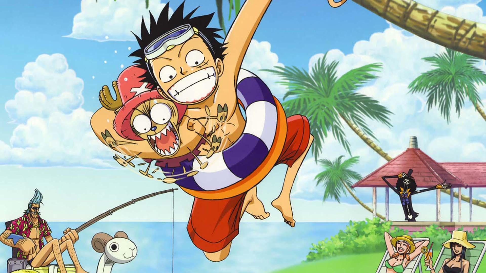 Attack On Titan Cute Wallpaper Luffy One Piece Wallpaper Hd Pixelstalk Net