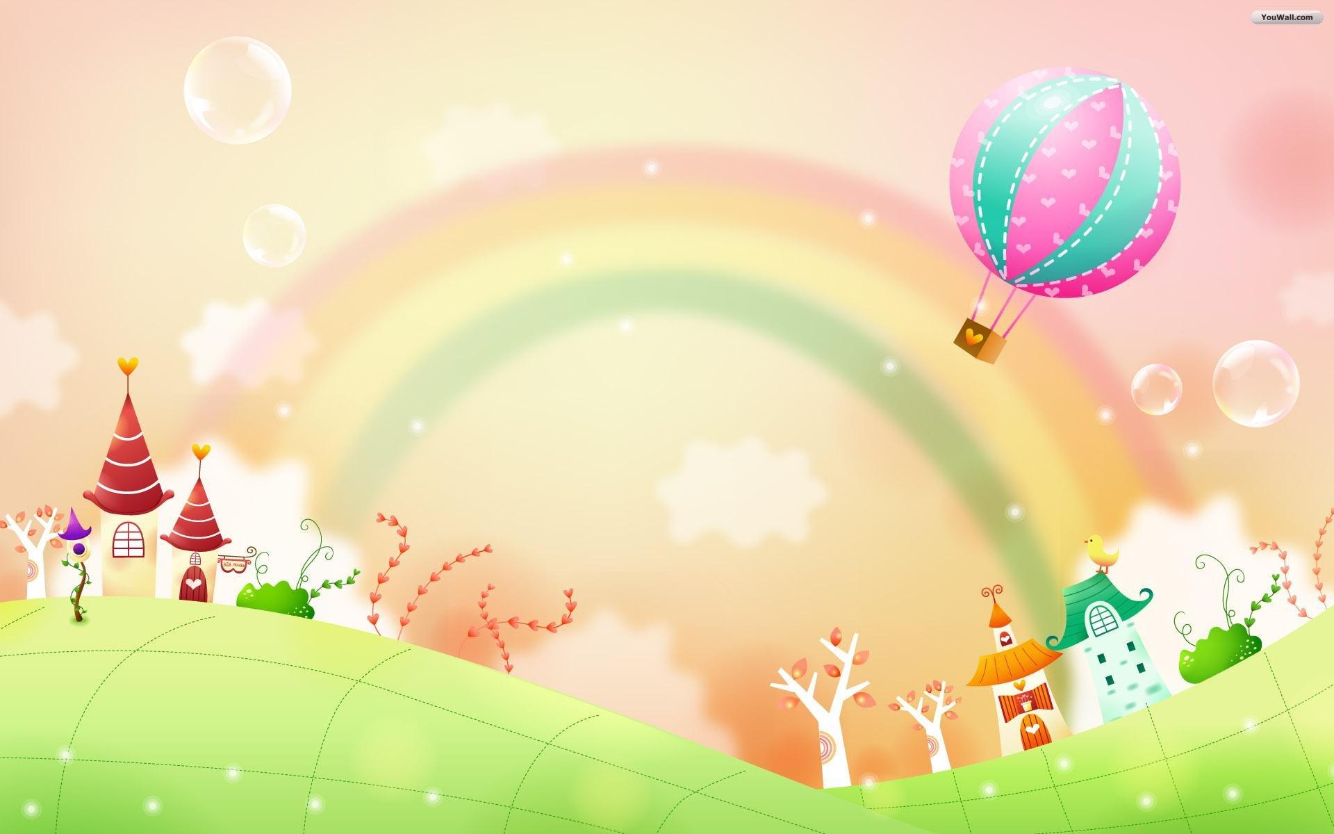 Pastel Cute Wallpaper 1080 Cute Rainbow Hd Wallpapers Pixelstalk Net