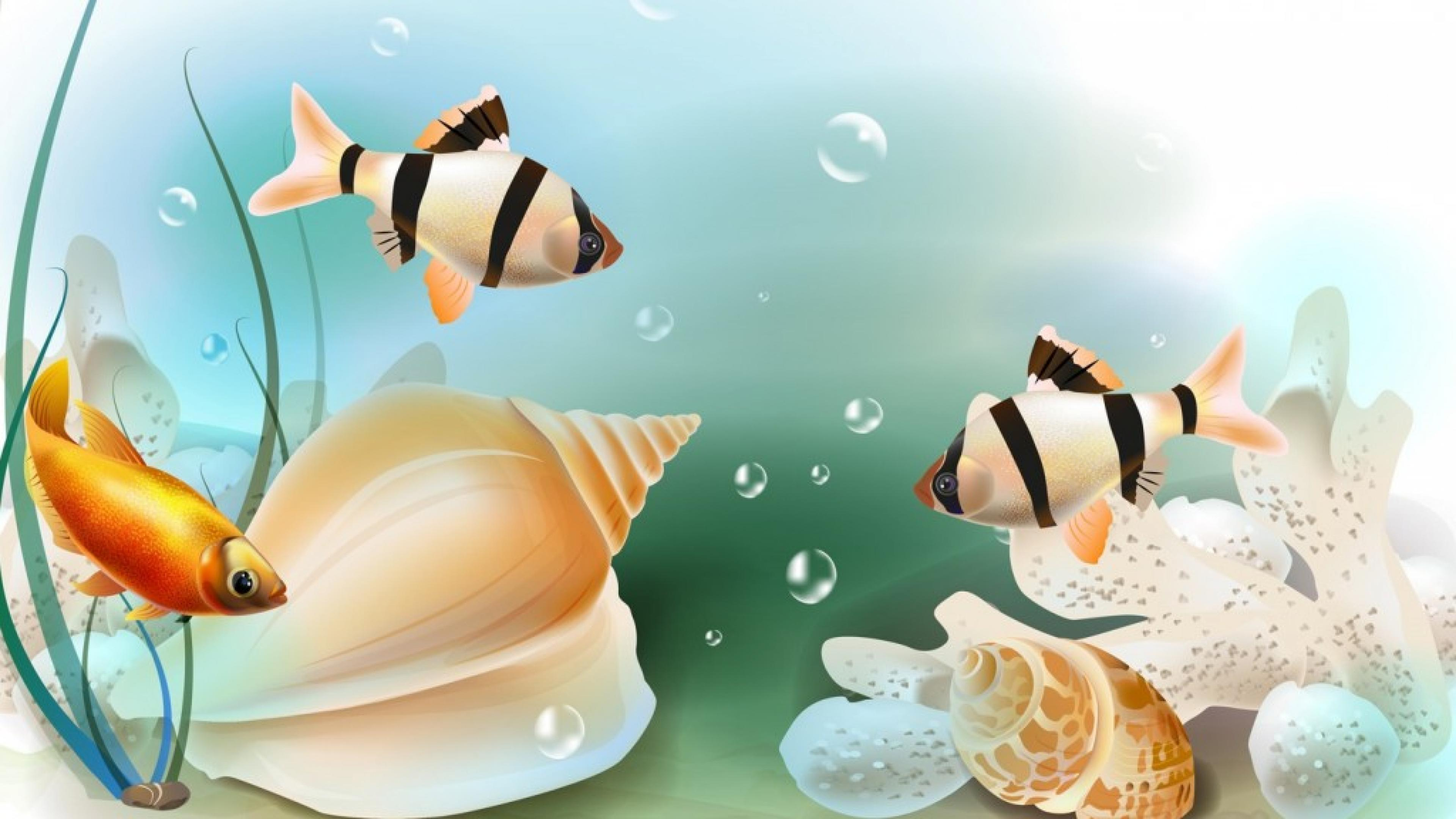 Koi Fish 3d Animated Wallpaper Fish Wallpapers Hd Pixelstalk Net