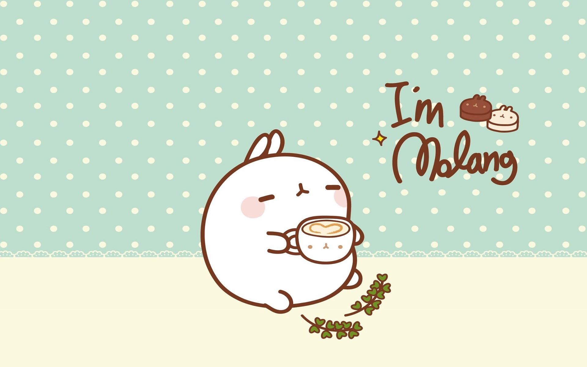 Pusheen Fall Wallpaper Kawaii Backgrounds Desktop Wallpapers Pixelstalk Net