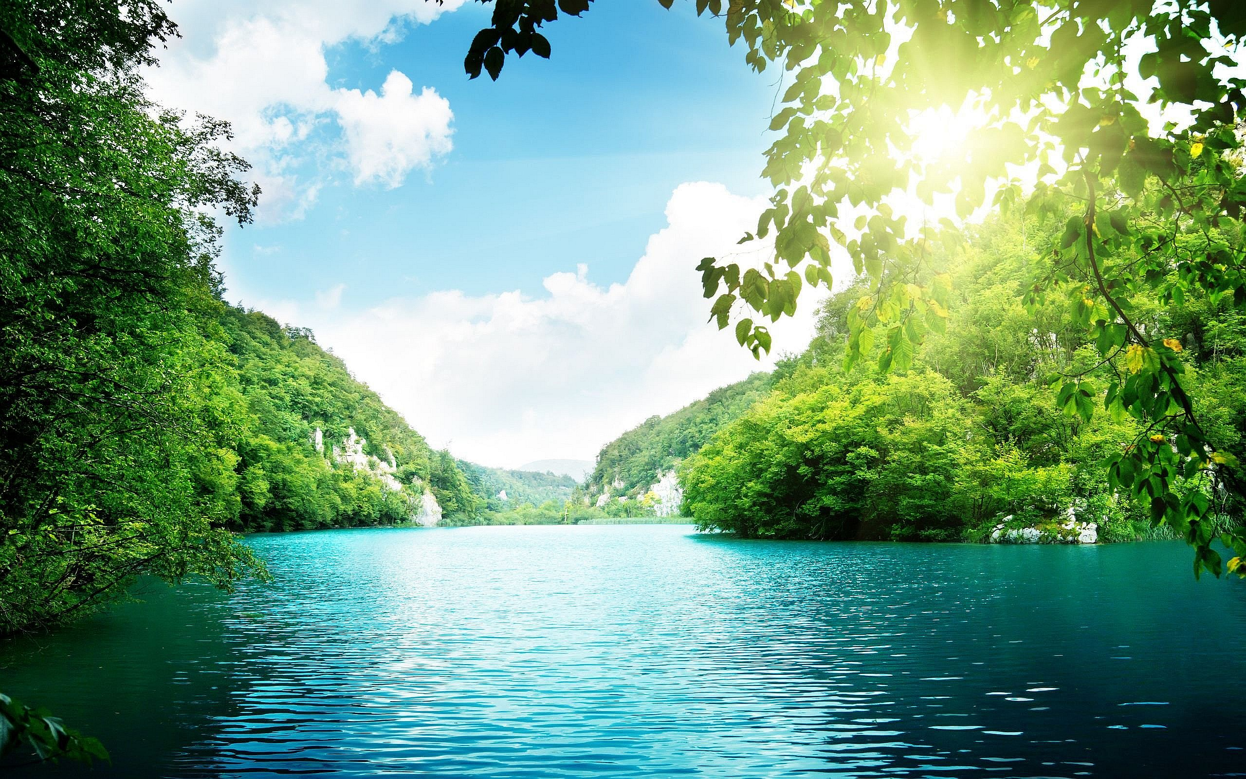 Nature Water Wallpapers HD  PixelsTalkNet