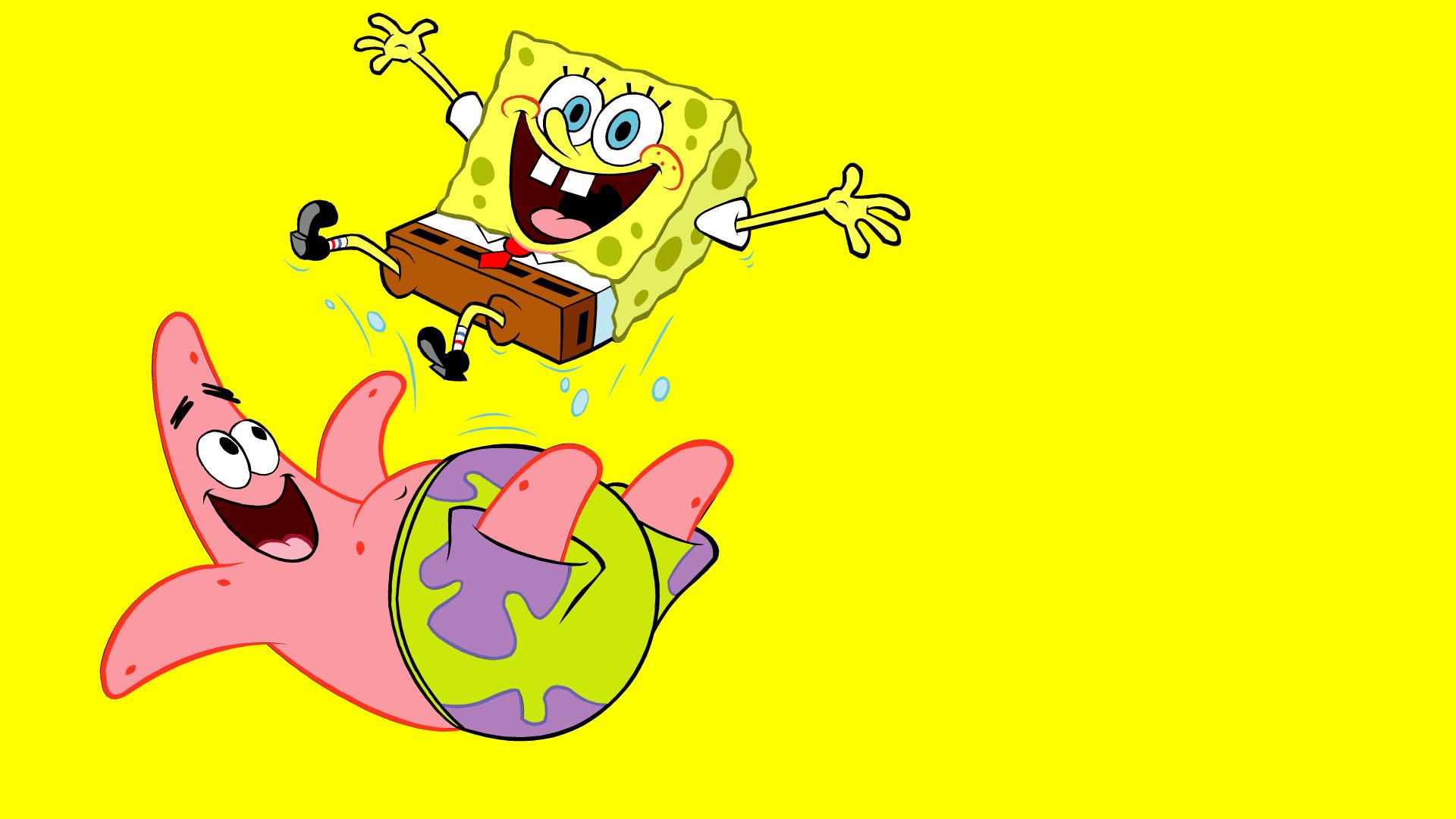 spongebob desktop backgrounds free