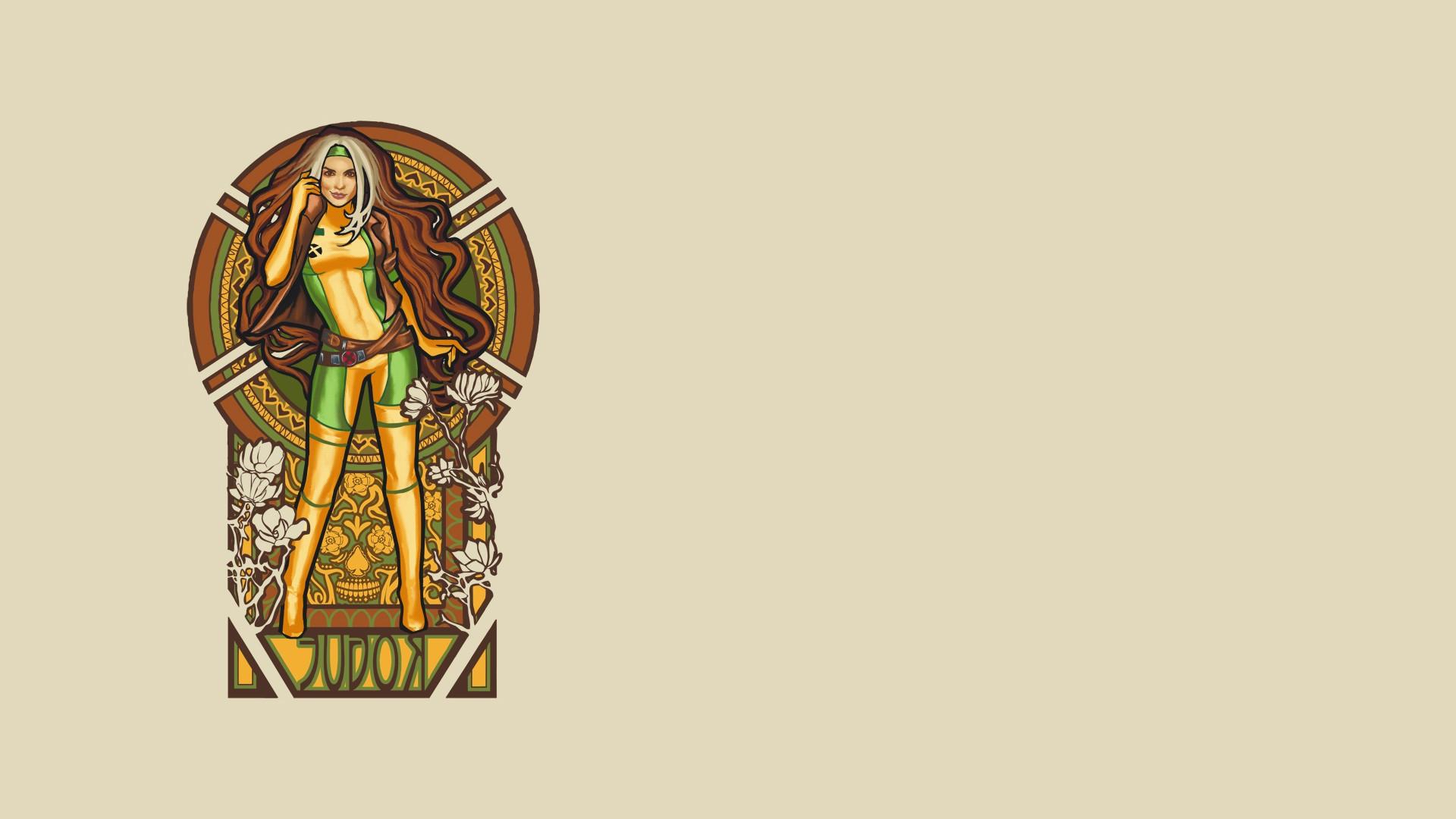 Cartoon Images Fall Wallpaper Art Nouveau Desktop Wallpapers Pixelstalk Net