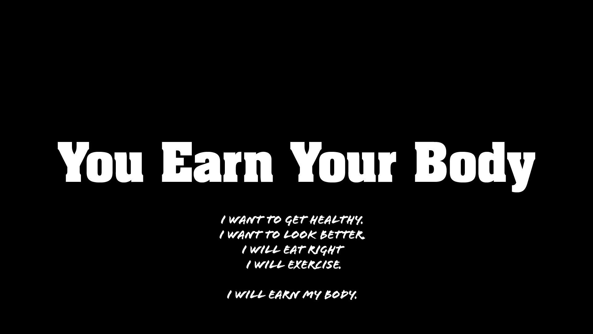 Gym Quotes Wallpaper Hd Workout Motivational Backgrounds Pixelstalk Net