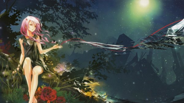 Anime Forest Fairy