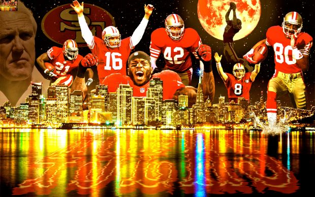 Beautiful Girl Wallpaper Hd 1920x1080 San Francisco 49ers Backgrounds Hd Pixelstalk Net