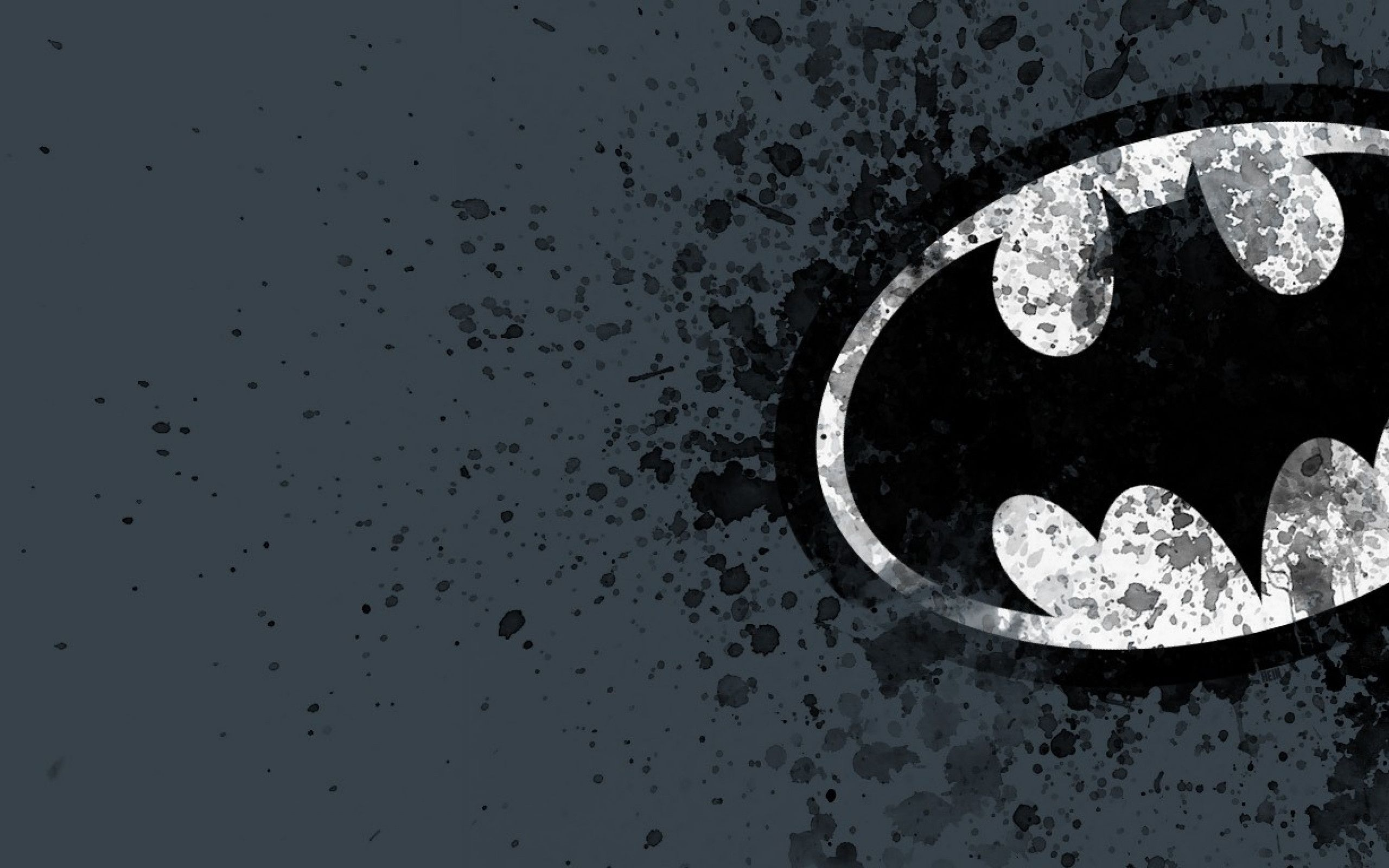 Batman Logo HD Wallpapers