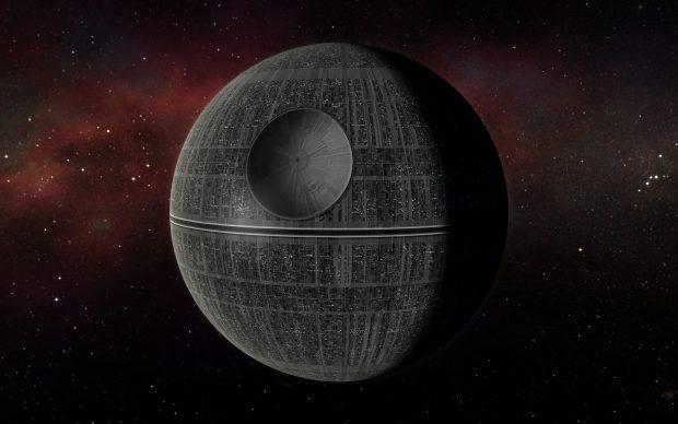 Death Star Wallpaper by Krischan.