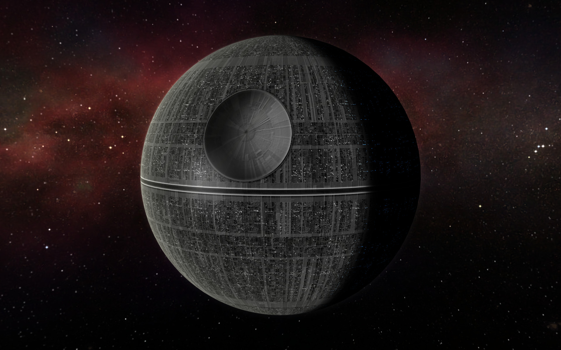 The United States of the Solar System, A.D. 2133 (Book Five) Death-Star-Wallpaper-by-Krischan