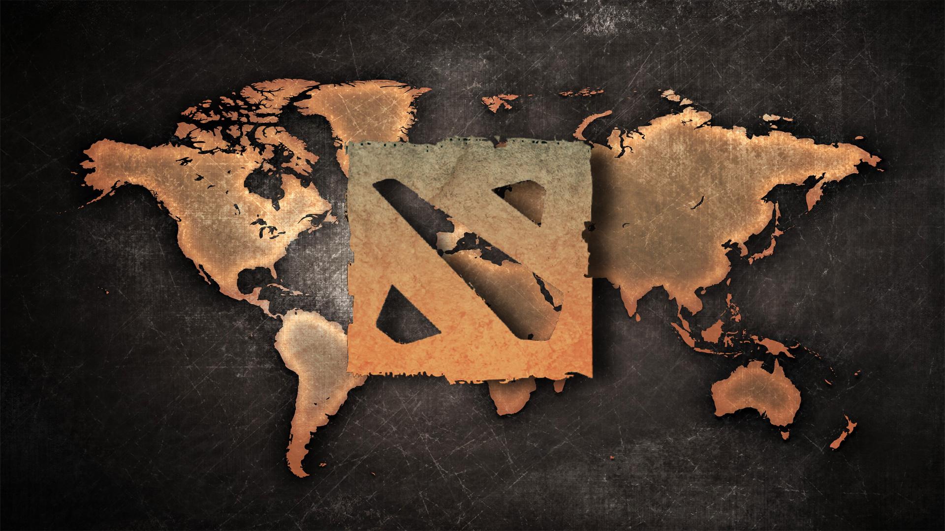 Dota 2 Logo Wallpapers