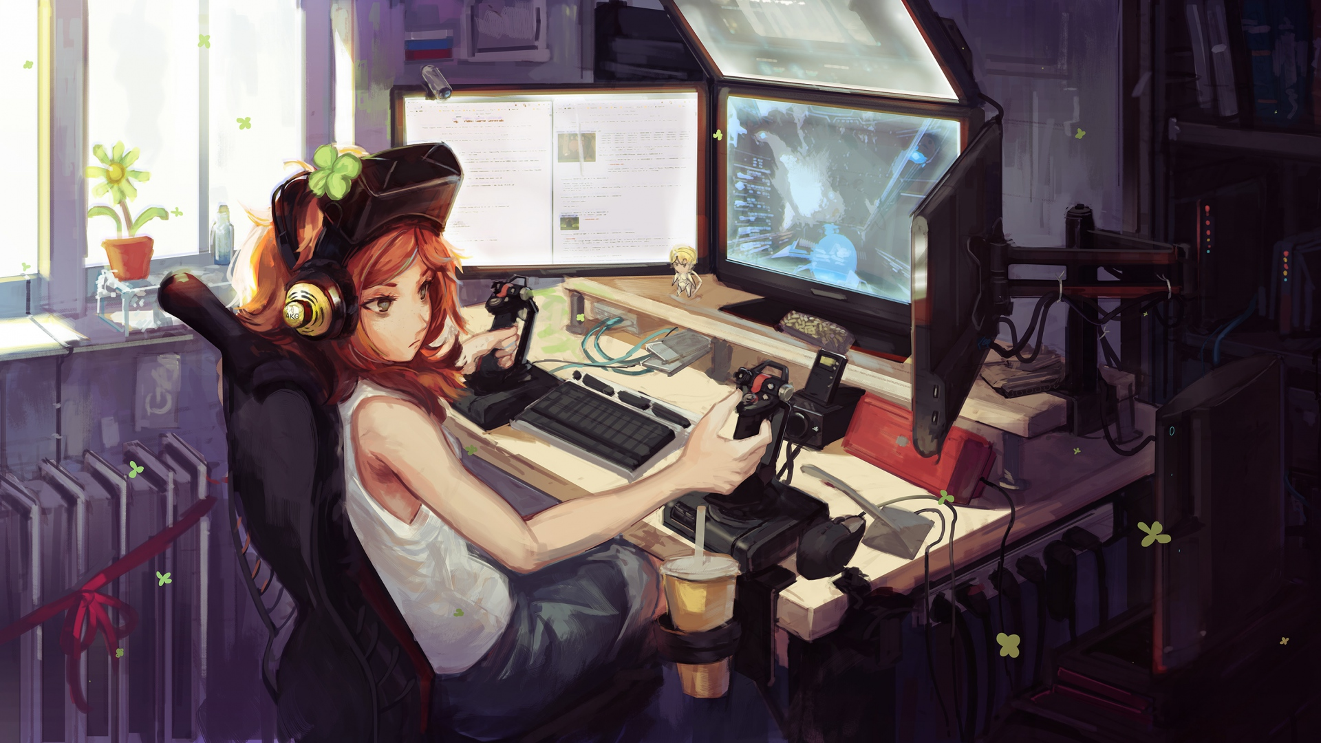 Gamer HD Wallpapers